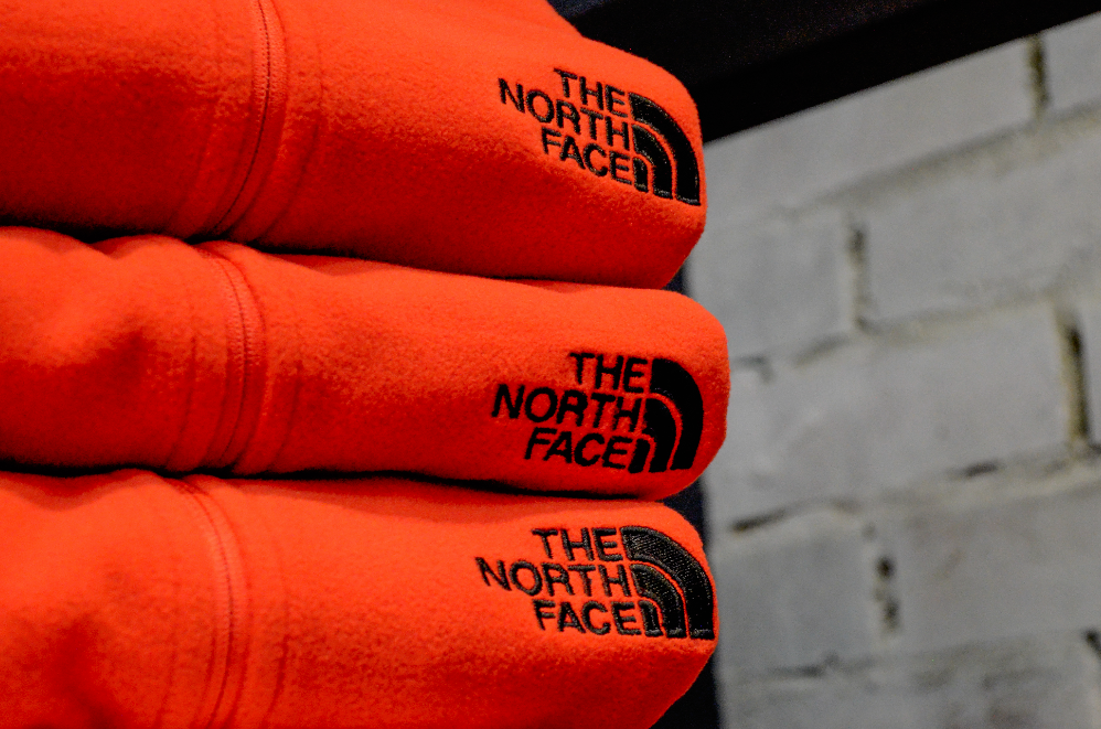 Apertura The North Face Parque La Colina