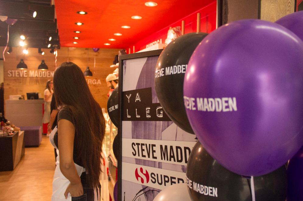 Apertura Steve Madden Cali Maple Agencia