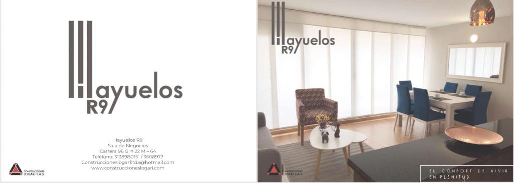 Construcciones Logari proyecto Hayuelos R9