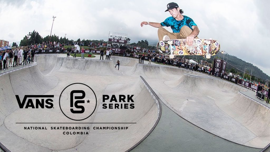 VANS Park Series Facatativá 2017 Colombia Maple Agencia