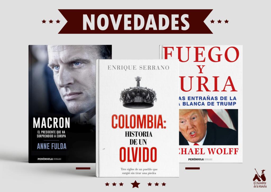 Librería El Hombre de La Mancha Bogotá