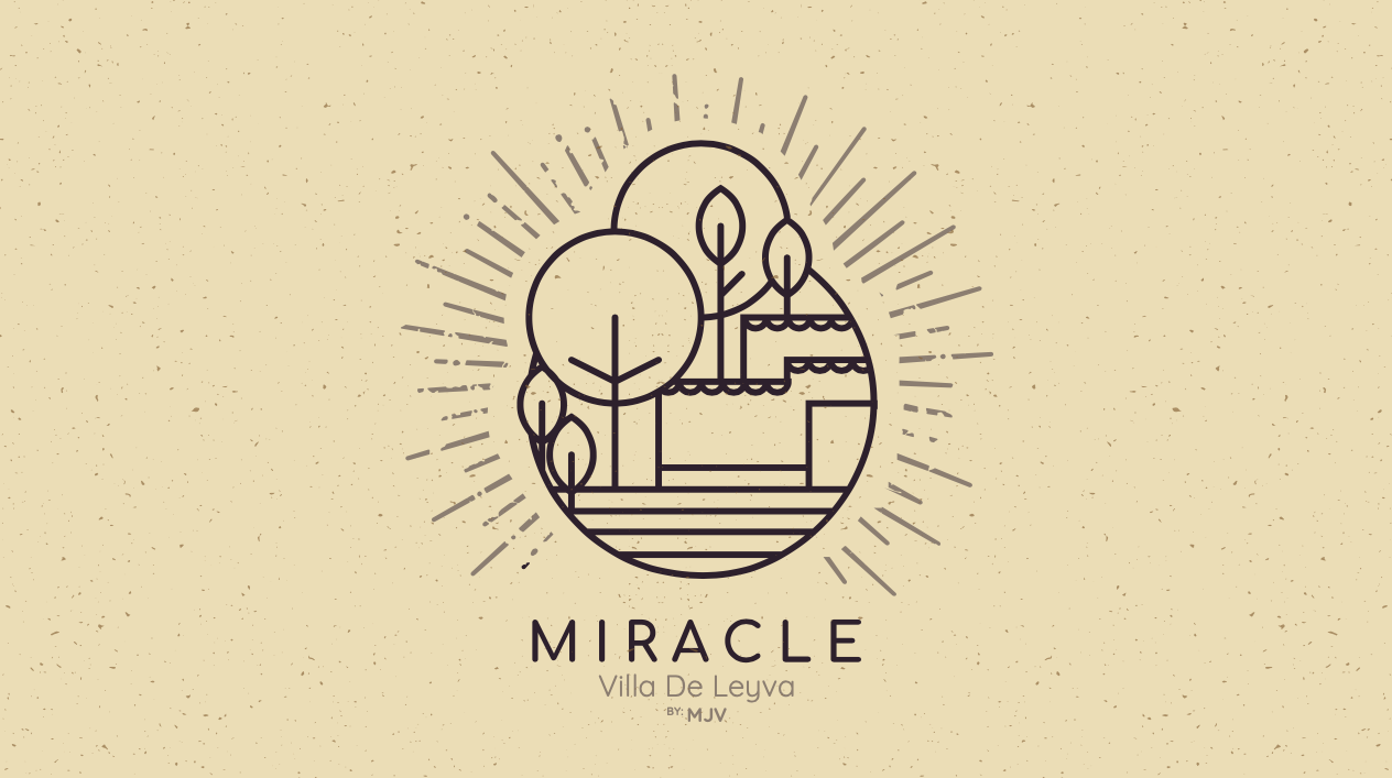 Branding Hotel Miracle Villa de Leyva Maple Agencia