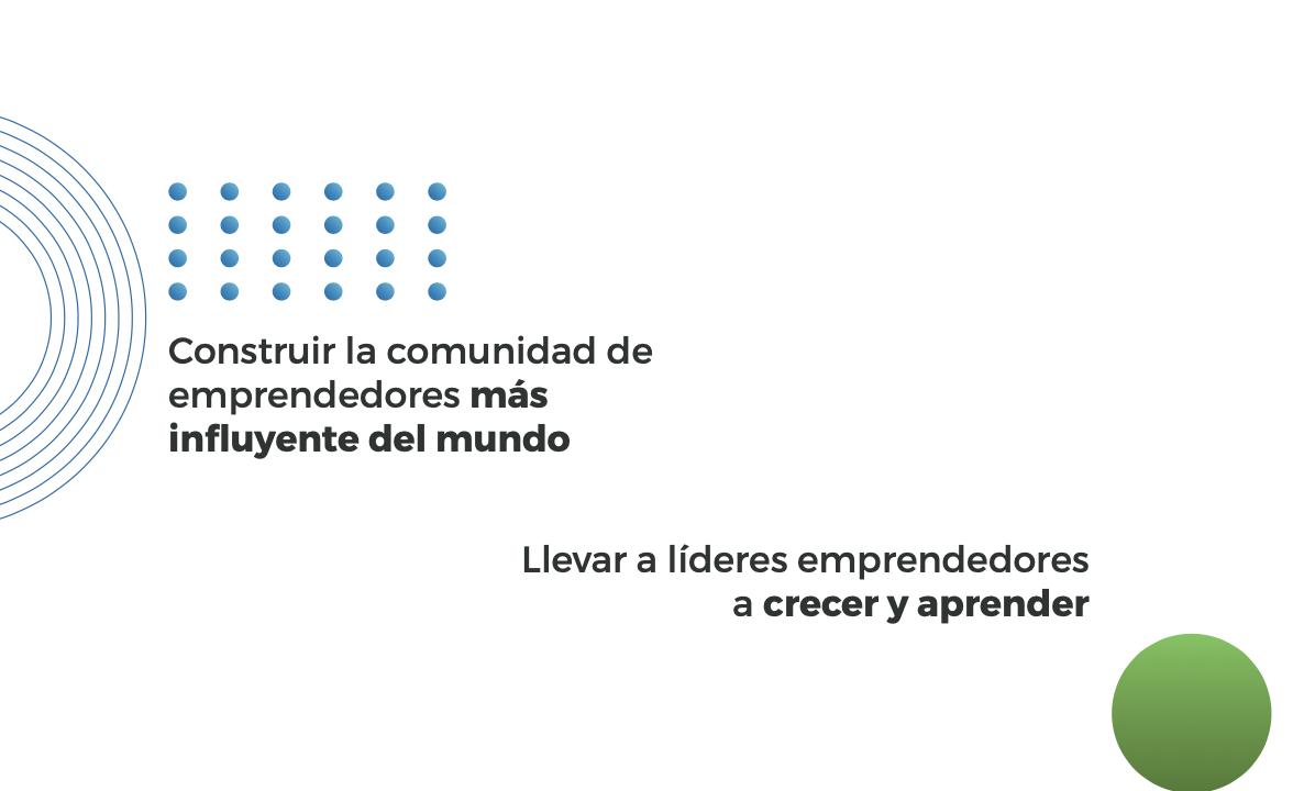 EO Entrepreneurs Organization Colombia Maple Agencia