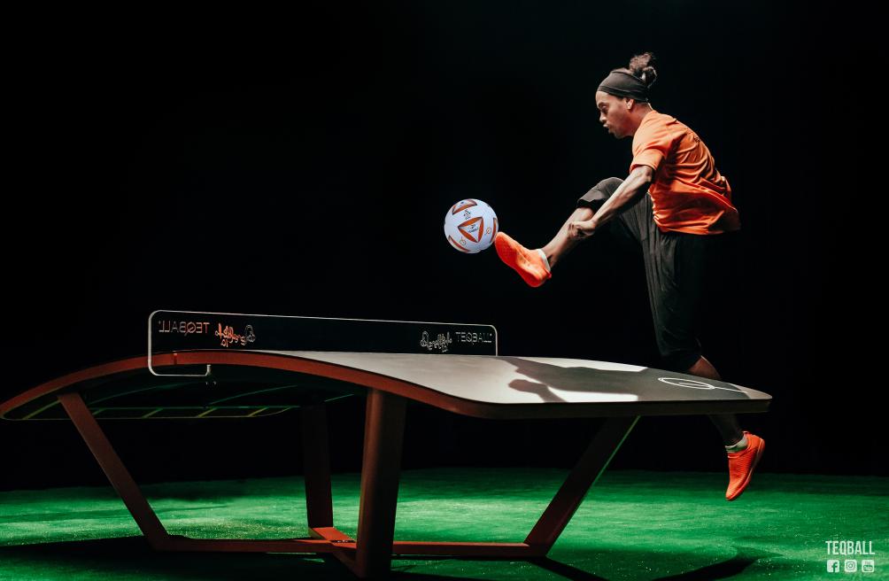 Sportline Despedida Ronaldinho - Programática y Redes Sociales Sportline Colombia Maple Agencia