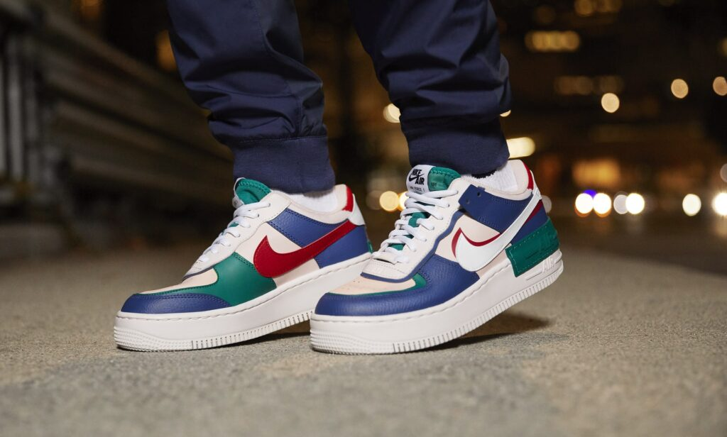 Nike Air Force 1 Colombia Kordon.co Maple