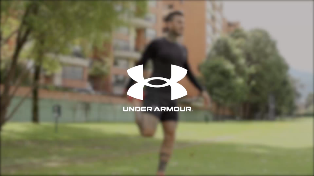 Under Armour Colombia Mateo Carvajal Colombia Maple Agencia